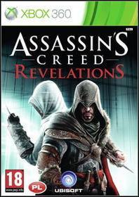 Assassins Creed Revelations Xbox 360