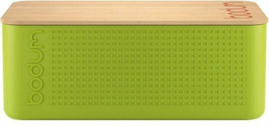 Bodum BISTRO Chlebak - Chlebak z Deską - Zielony