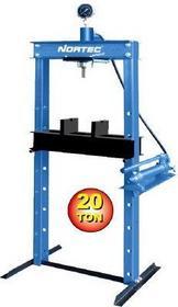 Nortec Pro TL-PR20H - prasa hydrauliczna stołowa 20,0t