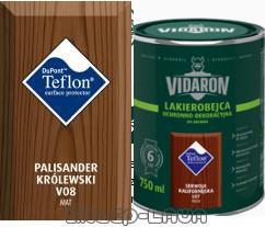 Vidaron Viadron lakierobejca palisander królewski 0,4l