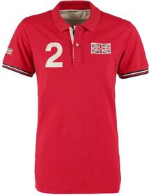 Selected Homme polo SHSPEED SOLID RACING Koszulka haut red 16041366