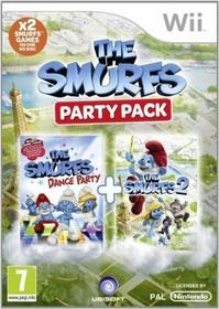 The Smurfs 1+2 Compilation Wii