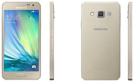Samsung GALAXY A3 A300 Złoty