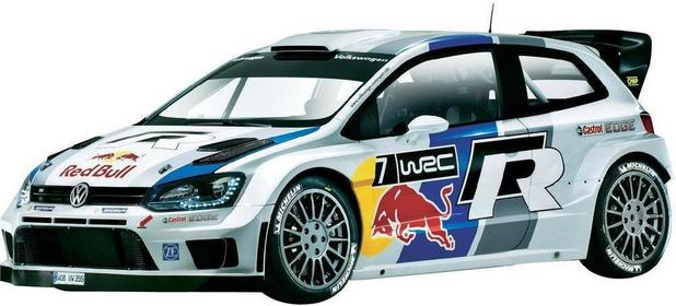 Maisto VW Polo Red Bull