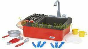 Little Tikes Zlewozmywak z obiegiem wody i akcesoriami 635557