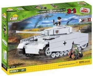 Cobi Panzer IV ausf. F1/G/H COBI-2481