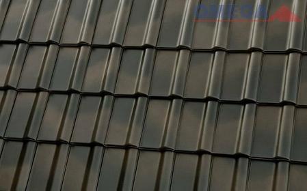 Roben Dachówka podstawowa PIEMONT /jesienny liść/ CERAMIKA BUDOWLANA
