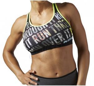 Reebok Biustonosz, stanik sportowy Running Essentials W S94301