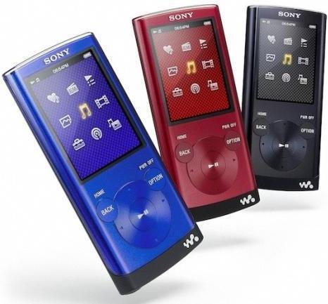 Sony NWZ-E363 4GB