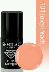 Semilac Lakier hybrydowy 101 Juicy Peach