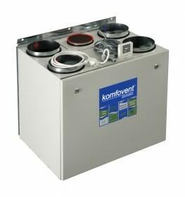 Komfovent Rekuperator REGO 400VE-B-EC-C4 PLUS