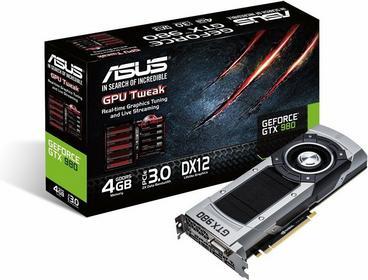 Asus GTX980-4GD5