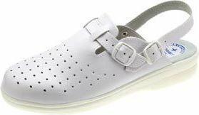 MediBut Buty sandały damskie medyczne model 06AB