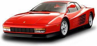 Silverlit Ferrari Testarossa