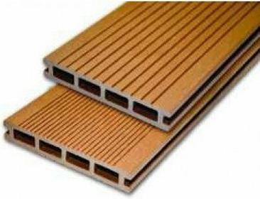 Deska tarasowa - kompozytowa ryflowana 25x150x2900mm Brązowa