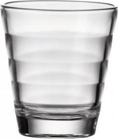 Leonardo WAVE Szklanka Niska 215 ml - Bezbarwna