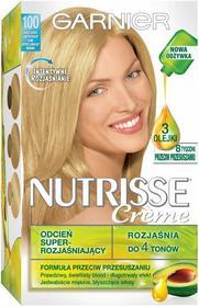 Garnier Nutrisse Creme 100 Bardzo jasny naturalny blond