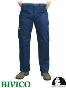 Leber & Hollman spodnie ROBOCZE DO PASA LH-VOBSTER G roz. 102 LH-VOBSTER G 102