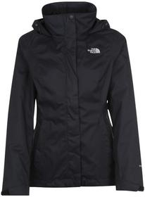 The North Face EVOLVE II 3IN1 Kurtka outdoorowa czarny T0CG56