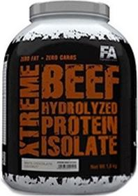 Fitness Authority Xtreme Beef Hydrolyzed Protein Isolate 1800g