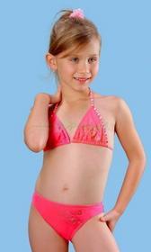gWINNER JULKA dziewczęcy strój kąpielowy dwuczęściowy róż SKD12