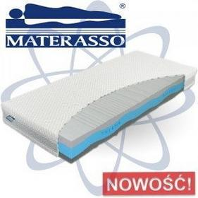 Materasso Materac THERMO SILVER, Rozmiar - 160x200 Pokrowce - Silk Touch