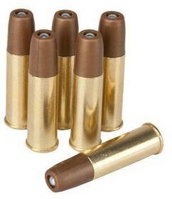 Dan Wesson Firearms Zestaw 6szt. Zapasowych Specjalnych Łusek/Kardridży na Śruty