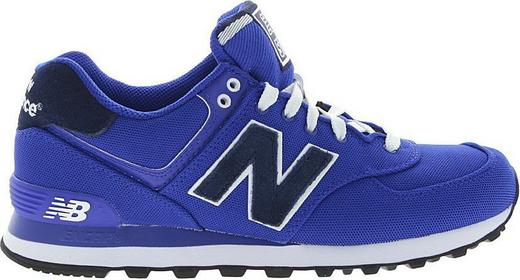 New Balance ML574POB niebieski