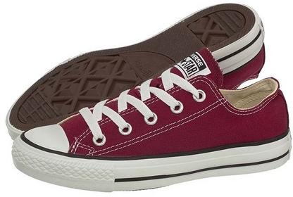 Converse Trampki Chuck Taylor All Star OX M9691 (CO52-s) bordowy