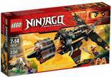 LEGO Ninjago - Kruszarka skał - 70747