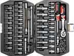 Yato Zestaw narzędziowy 1/4,kpl. 56 szt, xs YT-1450