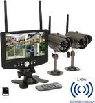 System do monitoringu, bezprzewodowy CCTV ORNO OR-MT-JE-1801