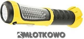Topex Lampa diodowa 48 LED 12 V ładowarka samochodowa 94W244