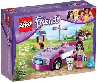 LEGO Friends Sportowy Kabriolet Emmy 41013
