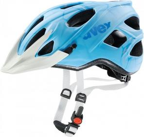 UVEX Kask rowerowy Stiva CC Lady - Light Blue Mat