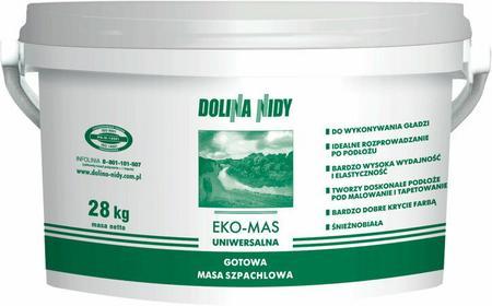 Dolina Nidy Atlas EKO MAS gotowa masa szpachlowa 18kg