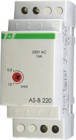 AS-BOX-220 Automat schodowy 16A /szyna/