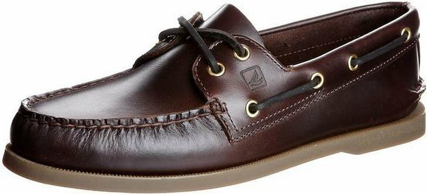 Sperry Top-Sider Buty żeglarskie brązowy SP112A001-703