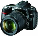 Nikon D90 + 18-105 VR (kit)
