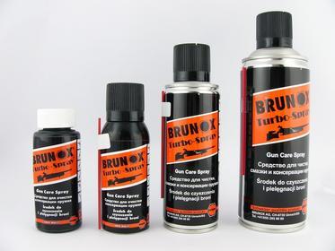 Brunox Olej Gun Care Spray 200 ml