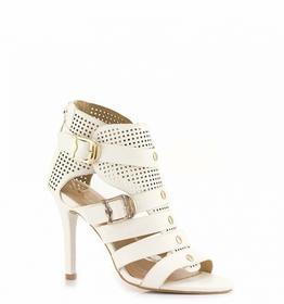Białe sandały White Sandals Suzie biały