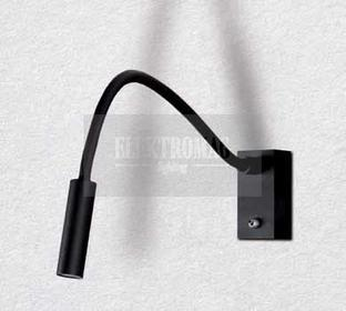 Maxlight LAMPKA ścienna OPRAWA metalowa Kinkiet kuchenny RIDER W0046 LED Zielony / biały
