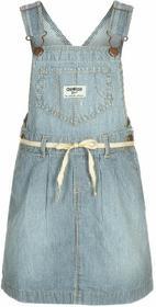 OshKosh Sukienka jeansowa blue 434B435/454B309