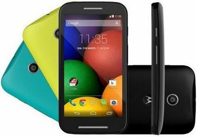 Motorola Moto E Styx