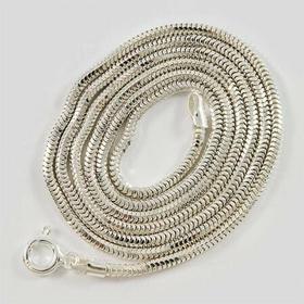 Łańcuszek srebrny linka Ł41/0 75cm (Ł41/0 75cm 9.8g)