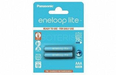 Panasonic Eneloop AAA 550mAh (2 szt.)