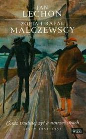 Lechoń Jan Zofia i Rafał Malczewscy