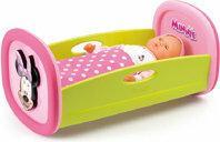 Smoby Myszka Minnie - Kołyska łóżeczko dla lalki 24208
