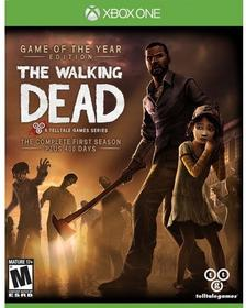 The Walking Dead First Season Xbox One