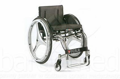 Mobilex Wózek inwalidzki aktywny Offcarr Venus